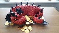"""Торт """"Красный дракон"""""""