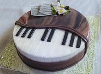 "Торт ""Фортепиано"""
