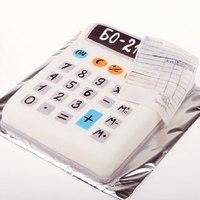 "Торт ""Калькулятор"""