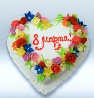 """Торт """"8 марта""""-1"""