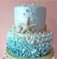 """Торт """"Морской"""""""