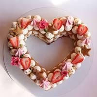 "Торт ""Сладкое сердце"""