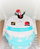 """Торт """"Новый год"""""""