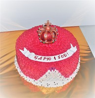 "Торт ""Царю 1 год"""