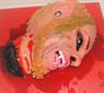 "Торт ""Голова вампира"""