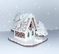 Пряничный домик-4