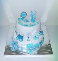 """Торт """"1 год"""""""