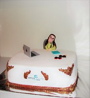 "Торт ""Офис"""