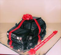 """Торт """"Машина""""- 4"""