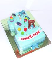 """Торт """"1 годик"""""""