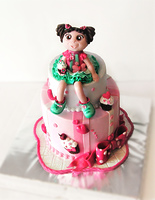 """Торт """"Красотка"""""""