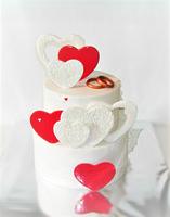 """Торт """"Звон сердец"""""""