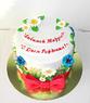 "Торт ""Цветы"""