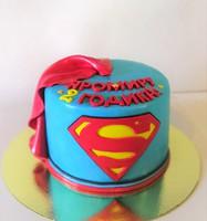 "Торт ""Супермэн"""