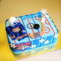 """Торт """"Хоккеист"""""""