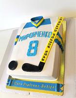 """Торт """"Хоккеист""""-3"""