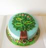 """Торт """"Фамильное дерево"""""""