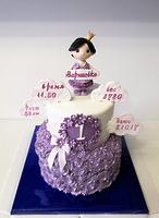 """Торт """"Маленькая Принцесса"""""""