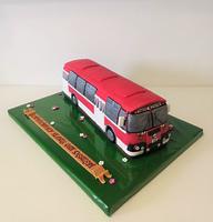 "Торт ""Автобус"""