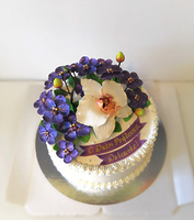 """Торт """"Орхидея-1"""""""