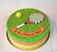 """Торт """"Тенис"""""""